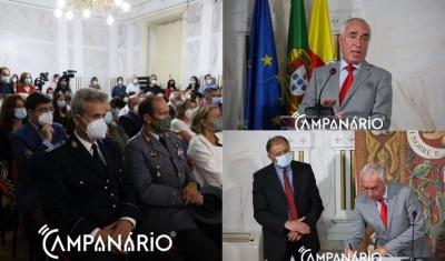 Veja aqui a Fotogaleria da Tomada de Posse do novo executivo da CM de Évora, liderado por Carlos Pinto de Sá!