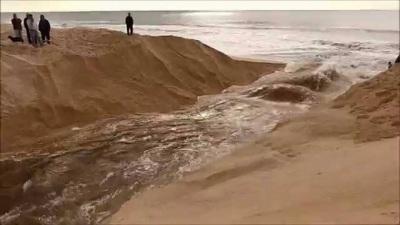 Abertura da Lagoa de Santo André ao mar realiza-se esta quinta-feira