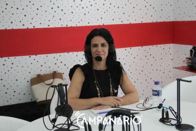 Campanário TV: Em vídeo a entrevista da candidata do PSD à Câmara de Reguengos de Monsaraz, Marta Prates(c/vídeo)