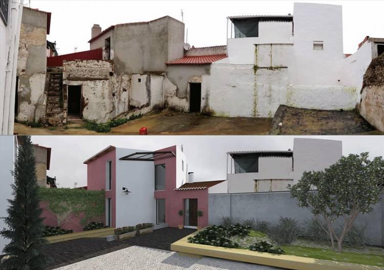 """Município de Campo Maior """"reabilita para arrendar"""" no centro histórico"""
