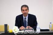 """""""Mais que um avião, este projeto é potenciador para a criação de riqueza para Portugal e para o Alentejo"""", afirma Ministro da Ciência (C/SOM)"""