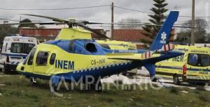 Algarve e Alentejo sem helicópteros do INEM durante mais de 6 horas