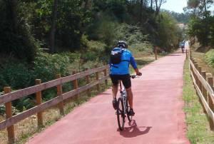 Sousel vê aprovada candidatura para conversão de 16kms de linha férrea em ecopista (c/som)