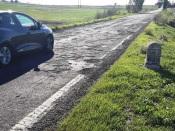 Presidente da Câmara de Aljustrel pede intervenção urgente na Estrada Nacional 2