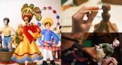 Bonecos de Estremoz: expressão artística de um povo
