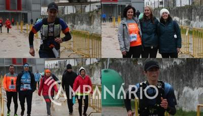 Centenas de atletas percorreram os trilhos da serra no Ultra Trail Rota D'Ossa. A RC mostra-lhe as imagens