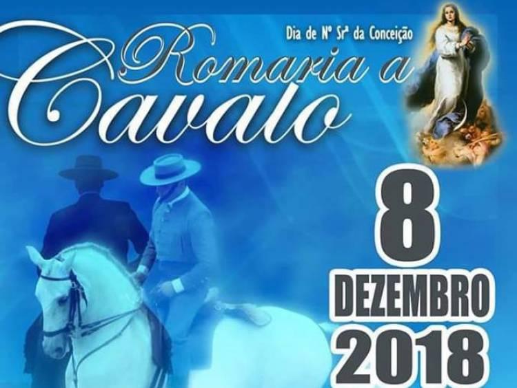 Associação Hípica de Estremoz realiza mais uma Romaria a Cavalo até Vila Viçosa