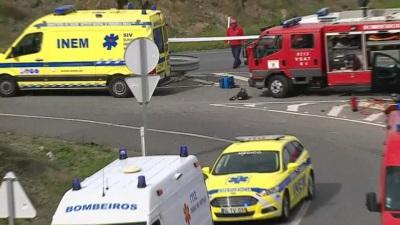 Moura: Colisão de dois ligeiros provocou 6 feridos, entre os quais duas crianças!