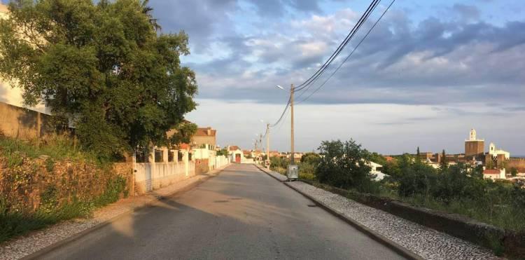 Câmara de Alandroal recorre a fundos próprios para obra de melhoria da mobilidade urbana
