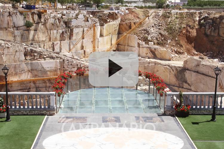 Veja o vídeo exclusivo do projeto turístico único na Europa que vai surgir em pedreira ativa de Vila Viçosa, num investimento de 1 milhão de euros