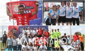 """Mais de 1000 atletas participaram na 25ª Corrida de Vendas Novas, cidade com """"muita tradição no desporto"""", diz vereadora. Fique com as fotos (c/som)"""