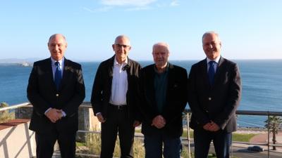Associação de Comércio Externo do Brasil visitou o Porto de Sines