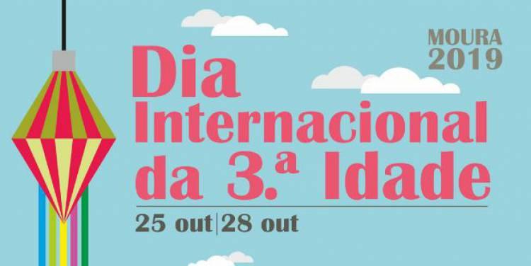 Moura assinala Dia Internacional da 3.ª Idade