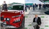 Veja aqui a foto-reportagem da RC no dia da inauguração do 1º posto de carregamento automóvel ultrarrápido em Almodôvar(c/fotos)