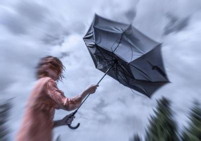 Depressão 'Ignacio' é a quarta em pouco mais de uma semana...próximos dias trazem vento e chuva intensa
