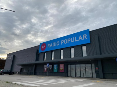 A nova loja da Rádio Popular em Évora vai gerar cerca de 50 postos de trabalho