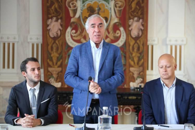 """Évora beneficia de investimento de 9,8 milhões de euros para adotar soluções energéticas """"completamente inovadoras"""" (c/som e fotos)"""