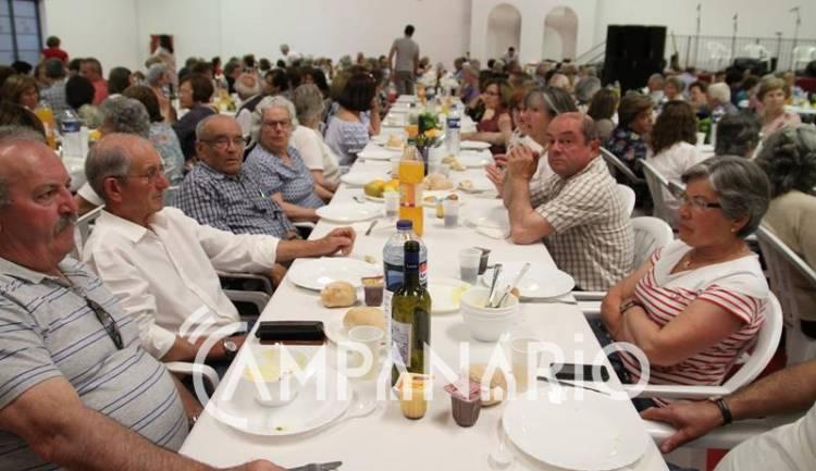 """Universidade Sénior """"é um projeto que funciona"""", diz autarca de Elvas no almoço de encerramento do ano letivo (c/som e fotos)"""