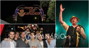 Augusto Canário animou a última noite de concertos da Festa dos Capuchos. A RC mostra-lhe as fotos