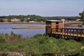 Município de Grândola abre novo abrigo de Observação de Aves na Lagoa de Melides