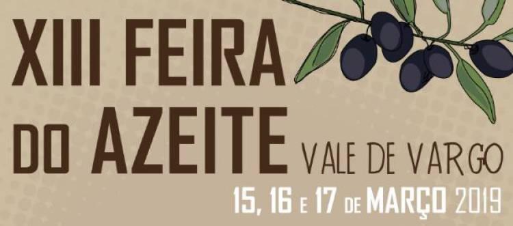 Feira do Azeite de Vale do Vargo em Serpa de 15 a 17 de março