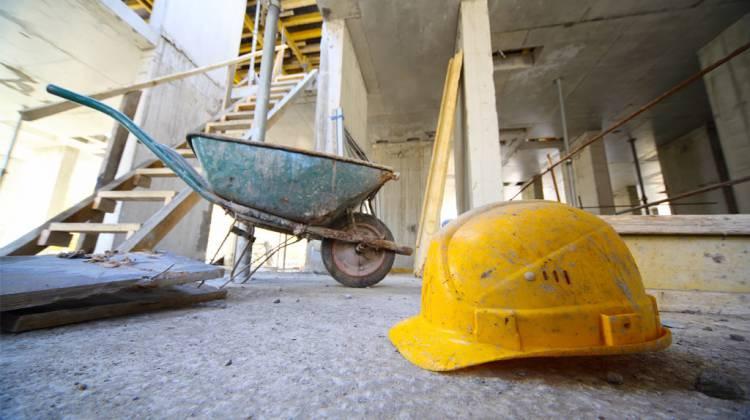 Área licenciada para construções diminui 7,1% no segundo trimestre no Alentejo
