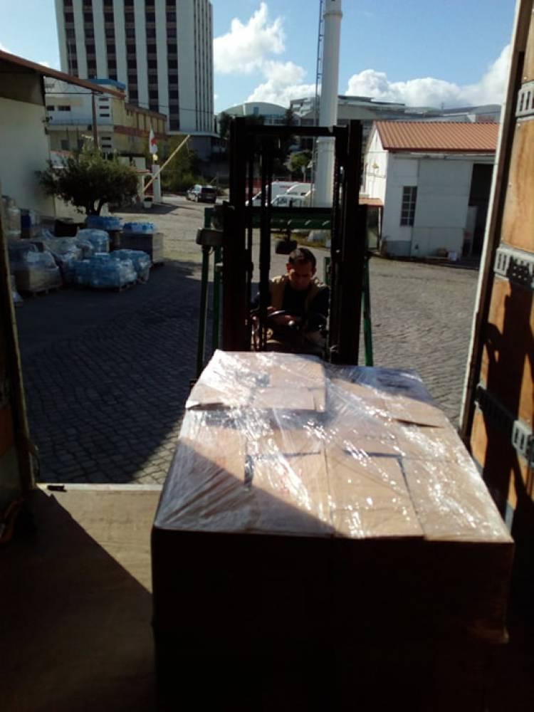 Bens doados por Elvenses a Moçambique já estão em Lisboa