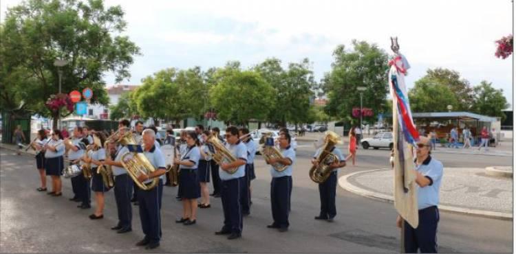 Sociedade Filarmónica Luzitana assinala mês da música com arruada