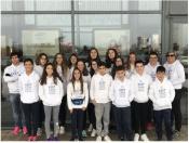 Atletas do Clube Elvense de Natação com excelente desempenho no Campeonato Regional de Absolutos