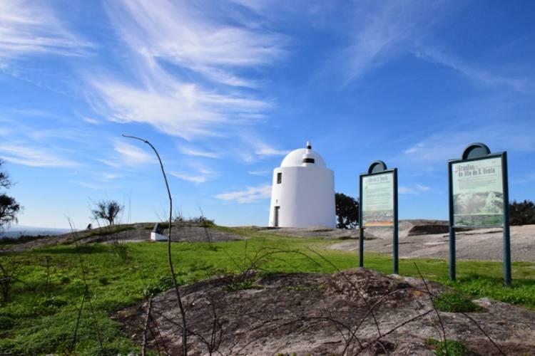 Câmara de Évora lança programa para vigiar Alto de São Bento