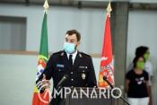 """Elvas: """"Se surgir casos positivos na PSP, vamos por o Plano de Contingência em marcha, mas continuaremos a garantir a segurança dos elvenses"""", assegura Cmdt. da PSP de Elvas (C/SOM)"""