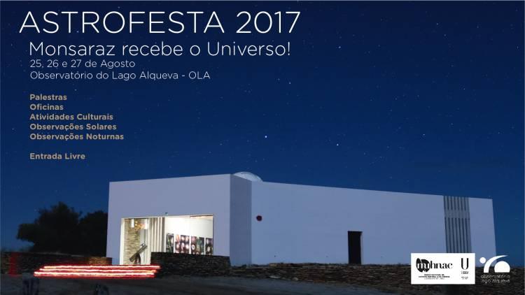 Este fim-de-semana, Monsaraz recebe o Universo na Astrofesta