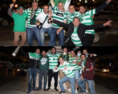 Vila Viçosa: Festeja o 19º título de Futebol para o Sporting 19 anos depois (c/fotos e áudio)