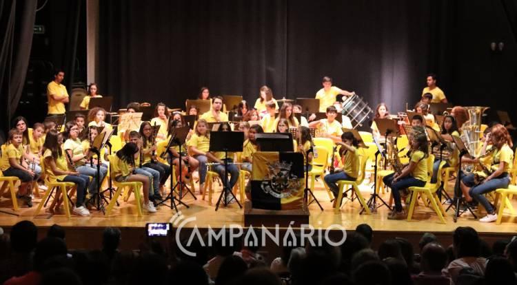 """Banda Juvenil do Alentejo Central é """"muito importante para a região"""" e um exemplo de colaboração entre municípios, diz pres. de Alandroal (c/som e fotos)"""