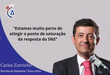 Comentário Semanal do eurodeputado Carlos Zorrinho aos microfones da Rádio Campanário