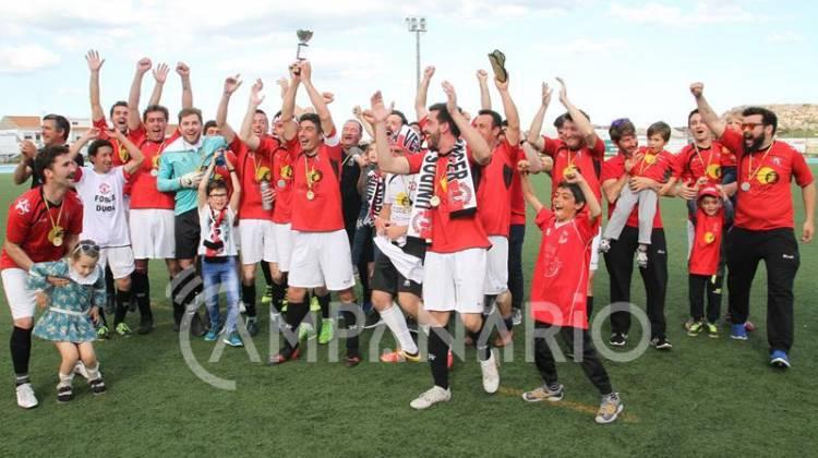Alandroal United dá a volta ao marcador e conquista Liga da Fundação Inatel do distrito de Évora (c/som e fotos)