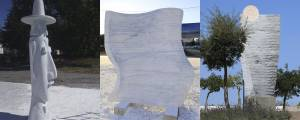 Simpósio de Escultura em Pedra de Grândola promove arte pública