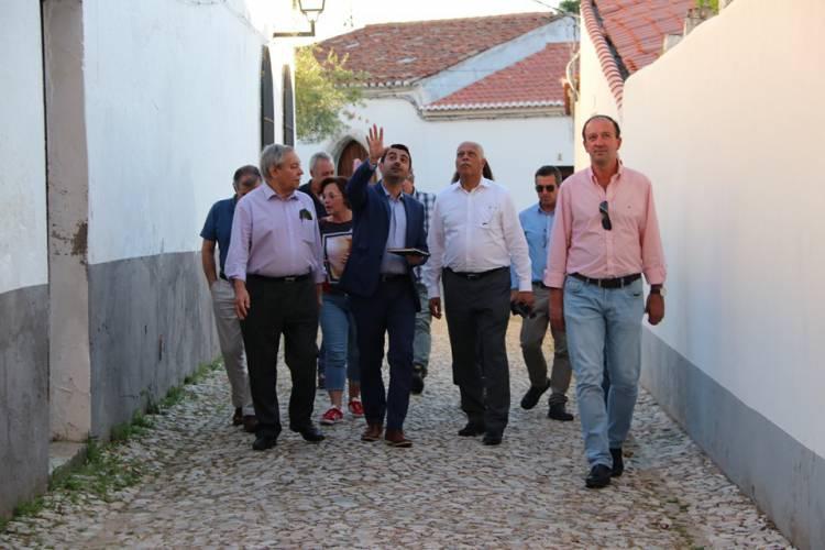 Ministro cabo-verdiano veio ao Alentejo conhecer Serpa e Mértola