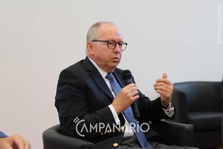 """""""Quem está a nível central tem que conhecer"""" as realidades locais, diz ex-ministro Correia de Campos sobre economia social no Alentejo (c/som)"""