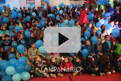 Crianças do agrupamento de escolas de Borba, visitam Festa da Vinha e do Vinho 2019 em Borba (c/vídeo)