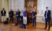 COVID-19: Câmara de Évora recebeu máquina de desinfeção a ozono