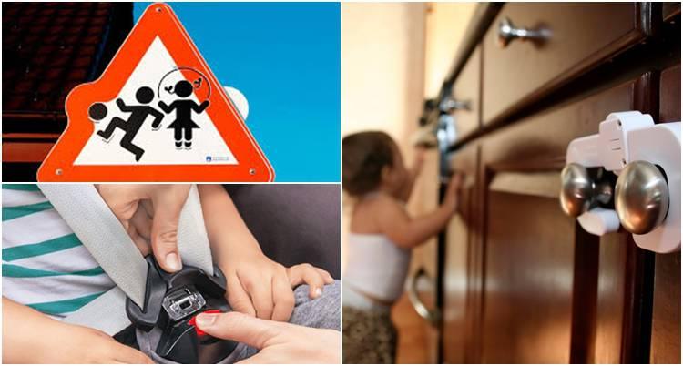 Segurança Infantil no centro de ações em Évora e Portalegre