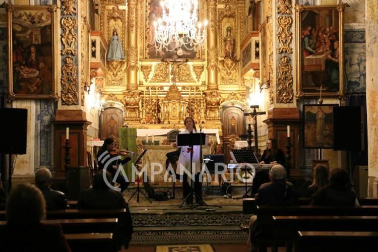 Arraiolos assinalou quadra festiva com Concerto de Natal (c/som e fotos)