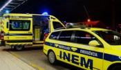 5 feridos graves e IP2 cortado após brutal colisão em Nisa