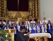 """""""Universidade"""" Sénior Padre Joaquim Espanca de Vila Viçosa realizou concerto de Natal"""