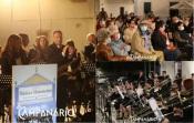 """""""Terminamos a Feira de S. Francisco com a Banda de Redondo e esta excelente moldura humana"""" diz Vereador José Portel da CM de Redondo(c/som e fotos)"""